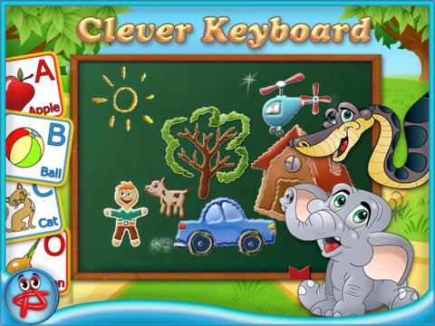 Clever Keyboard: ABC screenshot 6