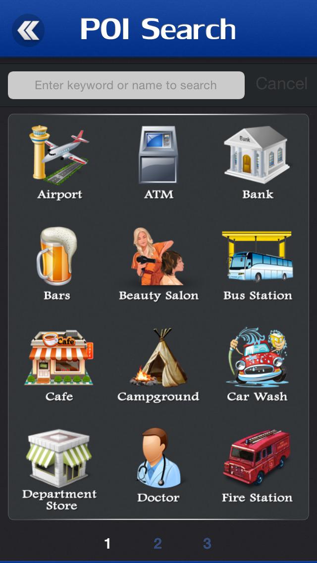 Bahamas Offline Tourism Guide screenshot 5