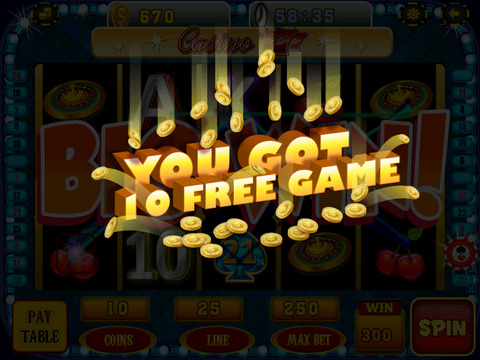 Ace Cherry Slots HD screenshot 7