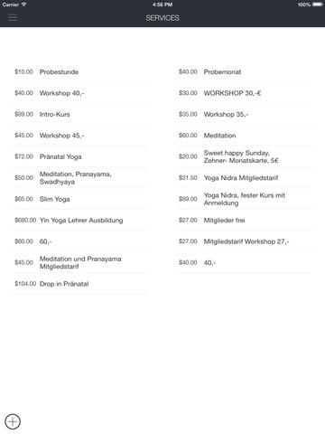 Yogaloft Düsseldorf screenshot 6