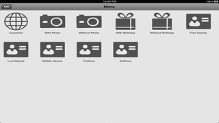 Easy Contacts# Tool Lite screenshot 3