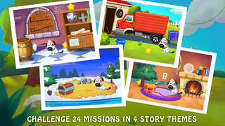 Dog Go Happy - Find the Hidden Objects screenshot 4