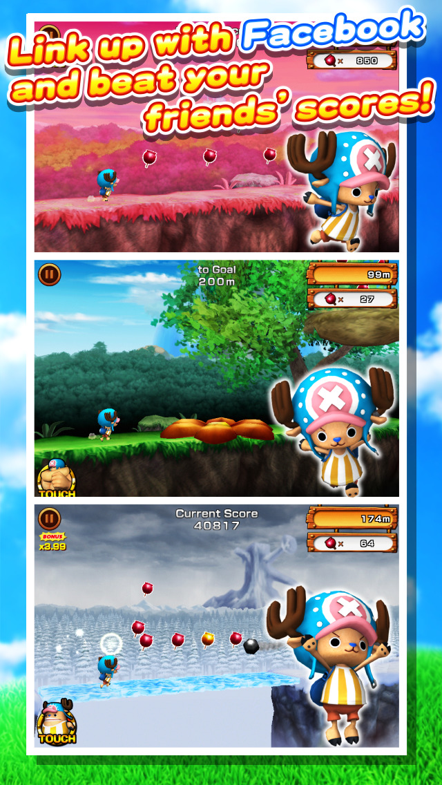 ONE PIECE Run, Chopper, Run! screenshot 5