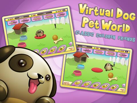 House Virtual Dogs: Pet World Dog - náhled