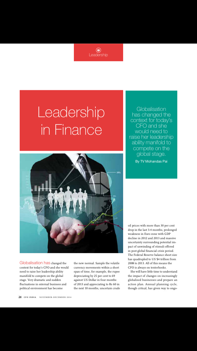 CFO Magazine screenshot 4