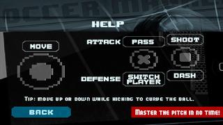 Pixel Cup Soccer screenshot 5
