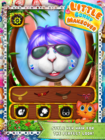 Little Bunny Makeover screenshot 9
