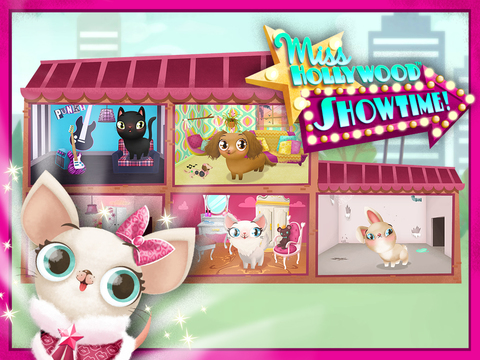 Miss Hollywood Showtime - Pet House Makeover screenshot 6