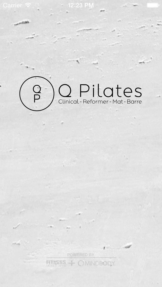 Q PILATES screenshot #1