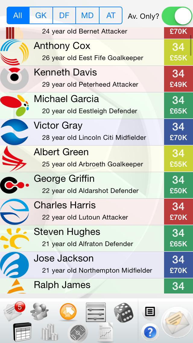 Football Owner screenshot 4