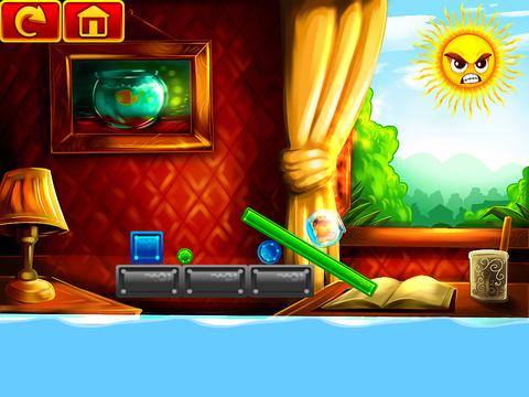 Fish Sun Water PRO  - A Physics Challenge screenshot 8