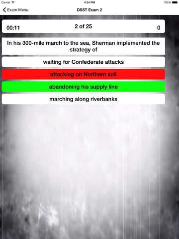 DSST Civil War screenshot 8