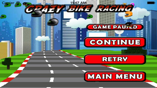 Crazy Bike Racing screenshot 5