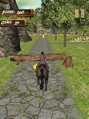 Jumping Horse Adventure - Pro screenshot 8