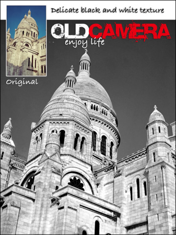 Old Camera 8 Pro - Photo Editor & Blender : Best Filter Edits Plus Awesome FX screenshot 10