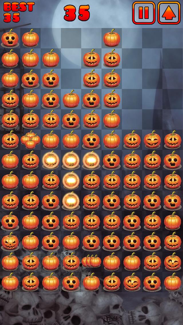 Halloween Pop Mania screenshot 3