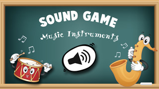Sound Game Music Instruments for kids age 2 and 3 screenshot 1
