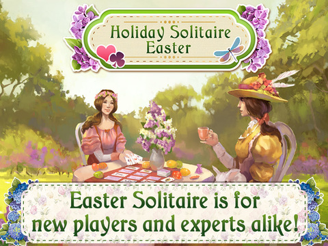 Holiday Solitaire. Easter Free screenshot 6