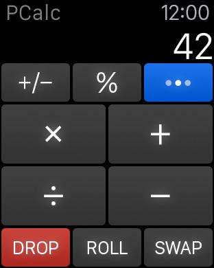 PCalc Lite screenshot 11