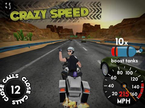 Highway Rider screenshot 6