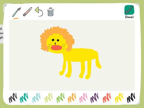 Tate Kids Draw & Play screenshot 10