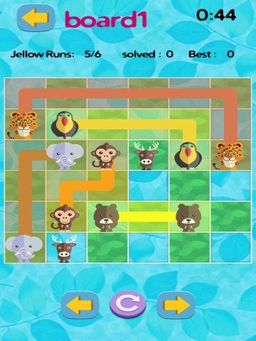 Jungle Jam Safari Strategy Game - Free Logic Test screenshot 9