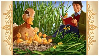 GivingTales - Hans Christian Andersen fairy tales screenshot 4