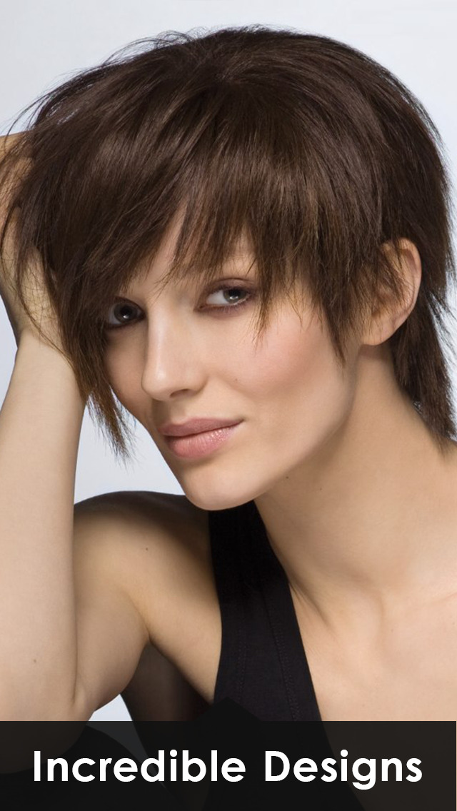 Womens Hairstyles Ideas - Girls Stylish Hair Cuts screenshot 2