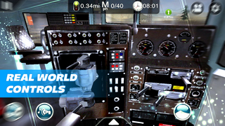 Train Driver Journeys screenshot 2