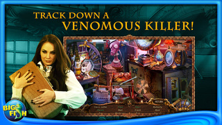 Web of Deceit: Deadly Sands - A Mysterious Hidden Object Adventure (Full) screenshot 1