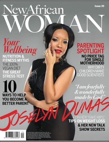 New African Woman screenshot 6