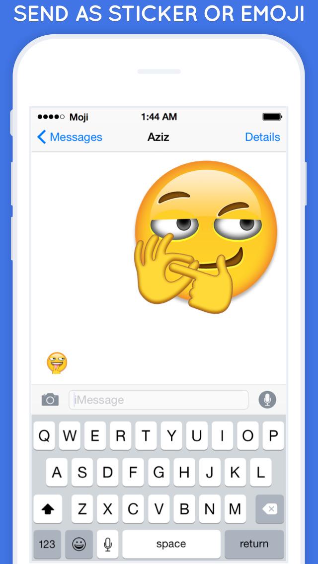i Made Emoji - create your own custom emoji sticker or avatar screenshot 5