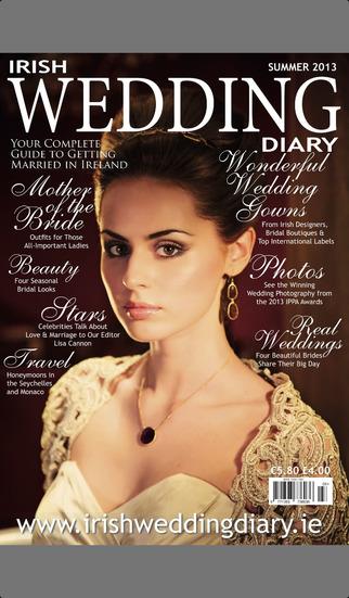 Irish Wedding Diary screenshot 1