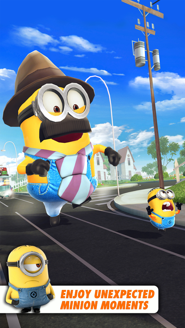 Minion Rush screenshot 4