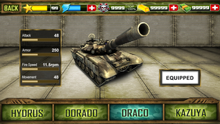 Tank Strike Battle 3D screenshot 4