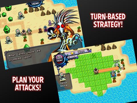 Pocket God vs Desert Ashes screenshot 8
