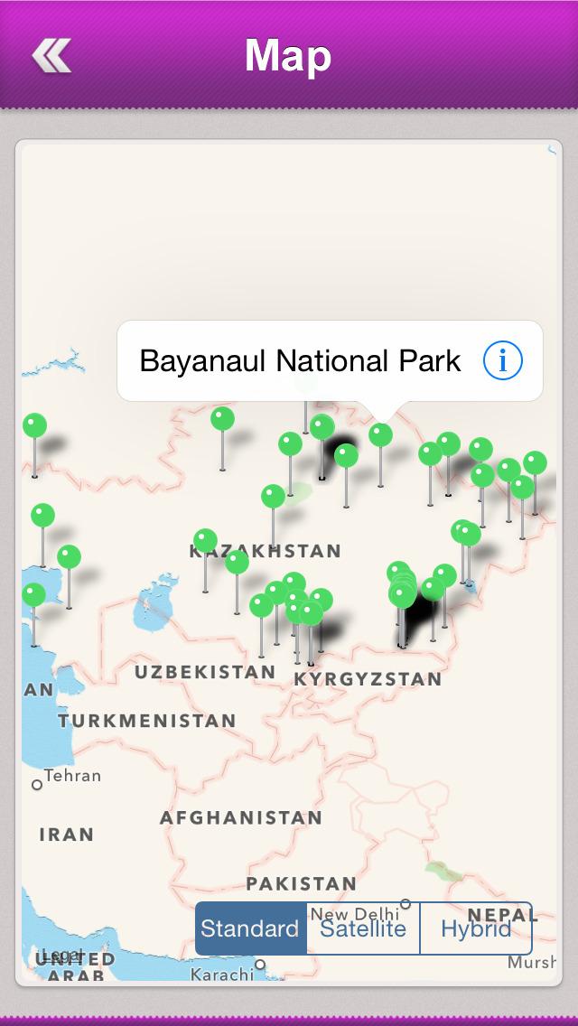 Kazakhstan Tourism Guide screenshot 4