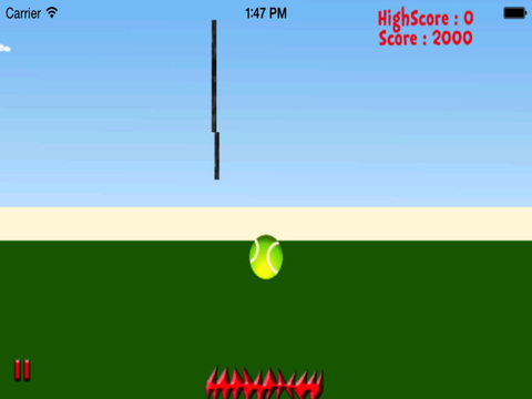 Tennis Ball Mania Pro screenshot 8