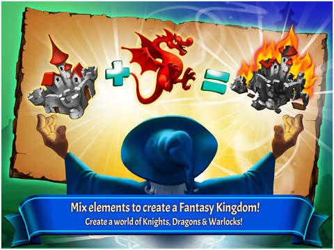 Doodle Kingdom™ HD screenshot 2