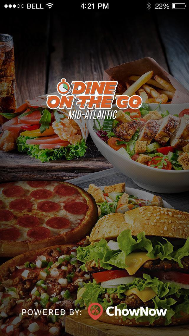 Dine On The Go - Midlant screenshot 1
