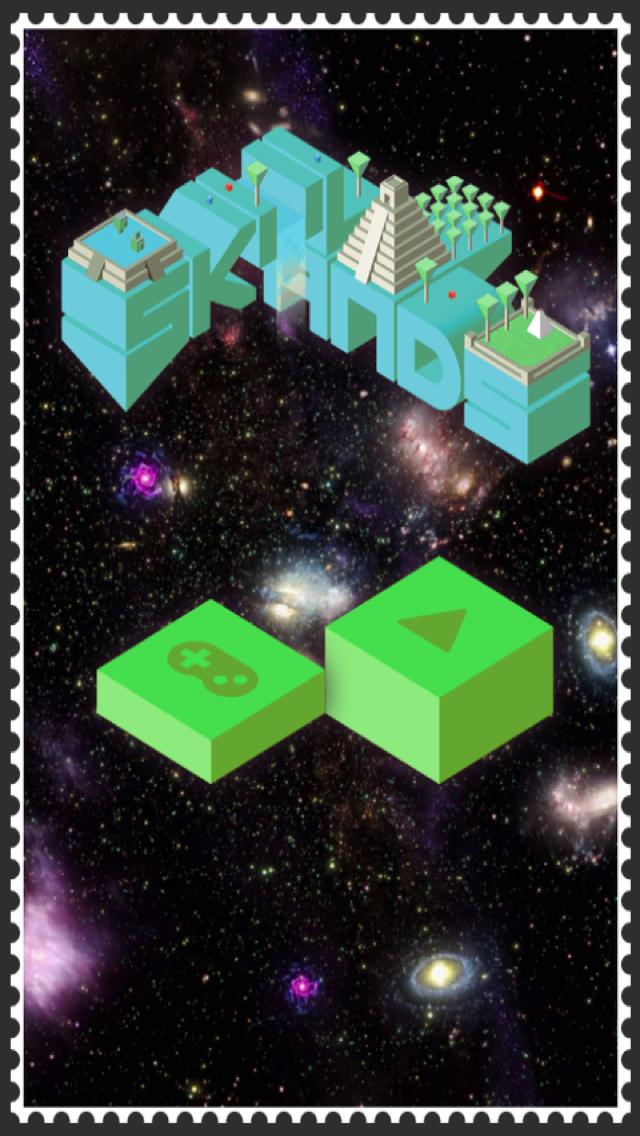 Sky Space Rotation screenshot 3