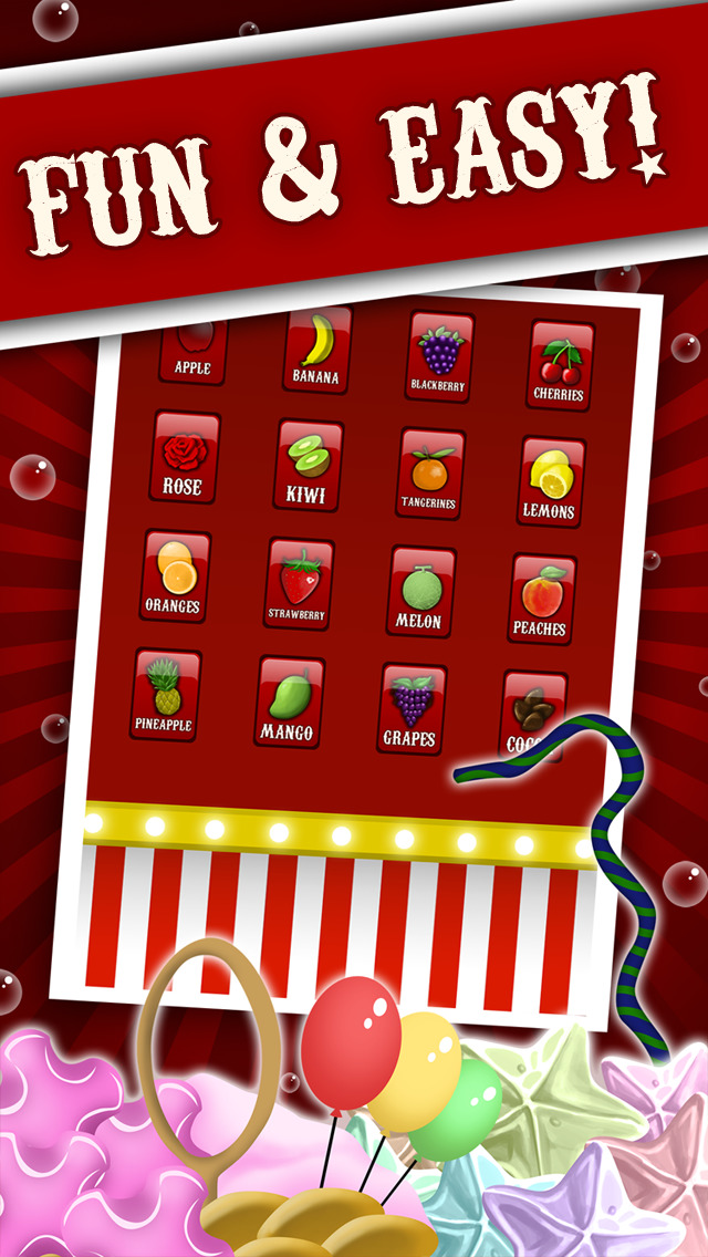 ``Circus`` Soda Maker - Make Your Own Drink Game screenshot 3