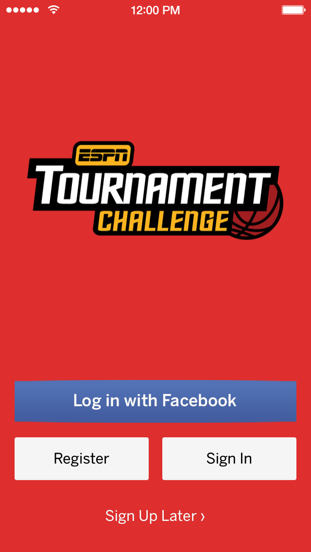 ESPN Tournament Challenge screenshot 5