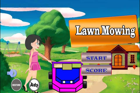 Lawn Mowing - náhled
