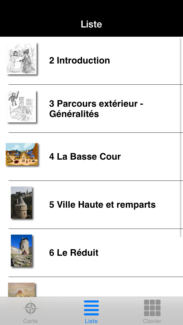 Fabuleux Château de Fougères screenshot 3