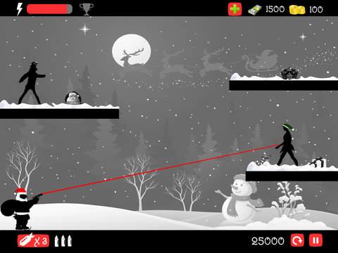 Santa VS Grinch on Christmas screenshot 9