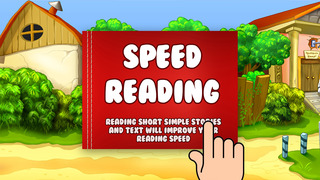 Home Schooling - Speed Reading screenshot 1