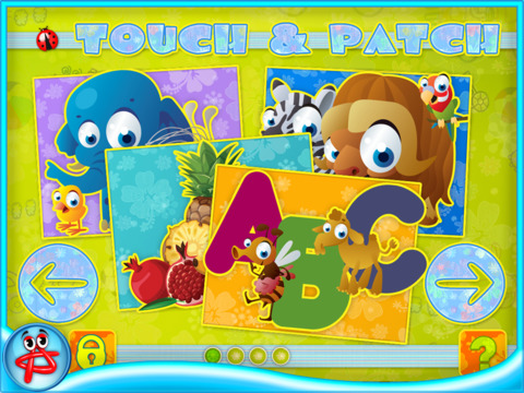 Touch and Patch: Free Shapes Puzzle Game for Kids screenshot 6