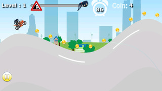 Crazy Racing Bike Rider - Awesome motorbike speed race screenshot 2