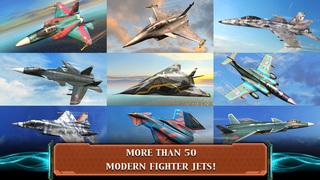 Air Combat OL: Team Match screenshot 4